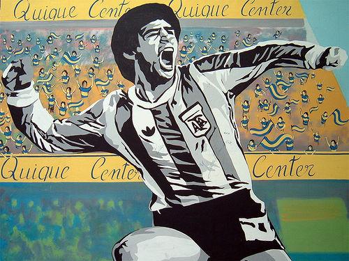 WM Viertelfinale 2010: Deutschland gewinnt gegen Argentinien 4:0 und schickt Diego Maradona nach Hause