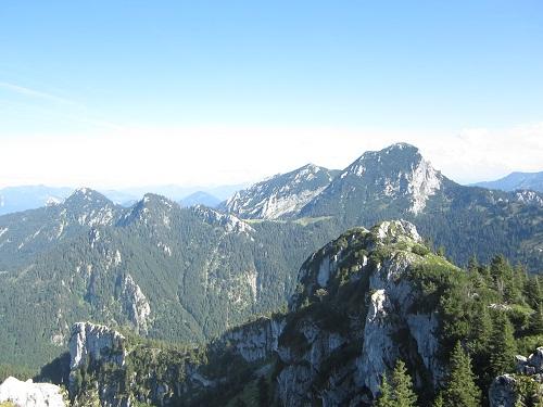München liegt unweit der Alpen