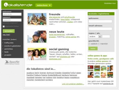 Auf lokalisten.de kann man wunderbar neue Partnerschaften eingehen