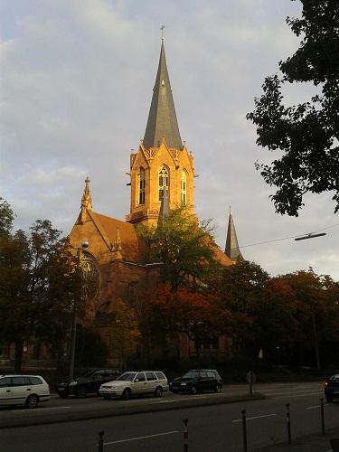 Karlsruher Kirche