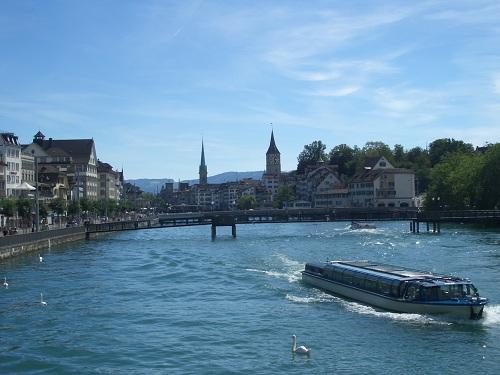 Trip nach Zürich