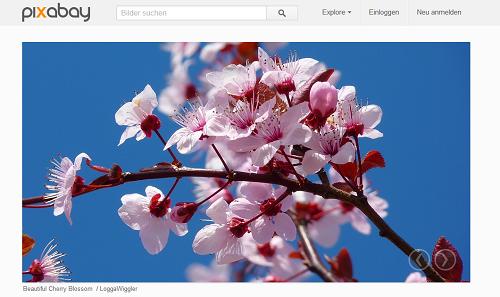 Lizensfreie Fotos auf pixabay