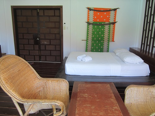 """Auch zum """"Club Tara Resort"""" in Socorro, Bucas Grand, wird auf meiner englischen Website zu Hotels auf den Philippinen ein schöner Beitrag erstellt."""