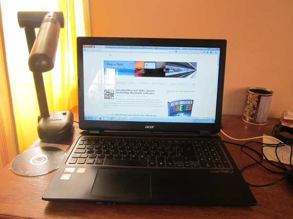 Acer Aspire Timeline Ultrabook