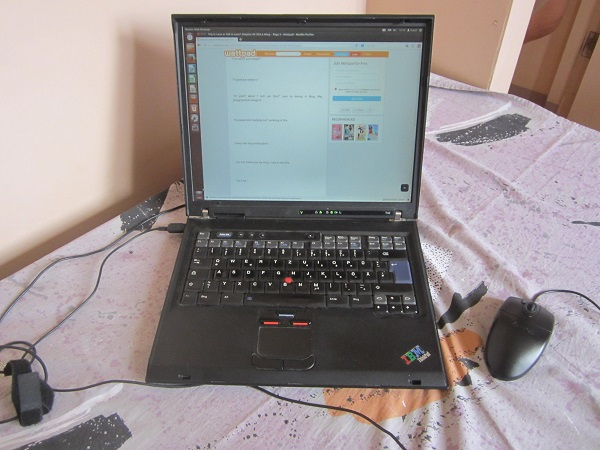 IBM Thinkpad T 42